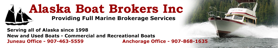 Alask Boat Brokers, Inc - Providing Full Marine Brokerage Services