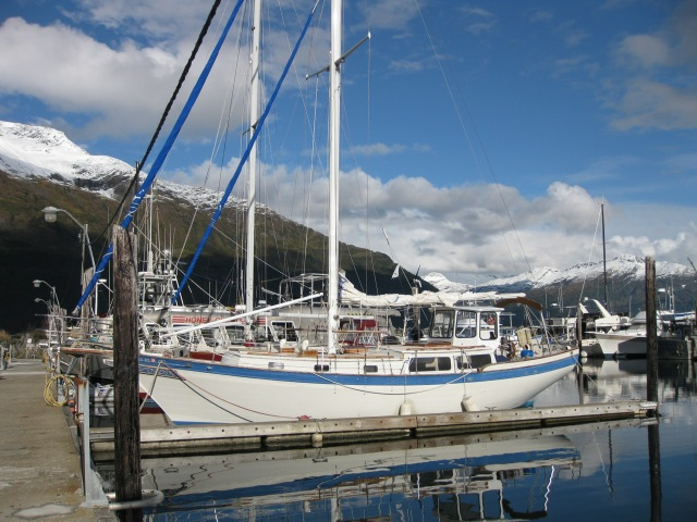 NEW! 38' DOWNEASTER, FULL KEEL, CUTTER RIG, 50 HP PERKINS, ROLLER FURLING, NICE SALING VESSEL!