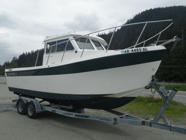 REDUCED TO $28,500! GAS EFI POWER, DIESEL FURNACE, KICKER, DINGY, MANY EXTRAS!