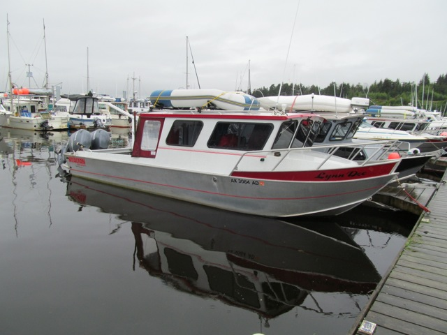 NEW! 2002 26' BOULTON EXPLORER, NEW 150 HP YAMAHA'S, STANDUP HEAD, BIG DECK, TRAILER $87,500