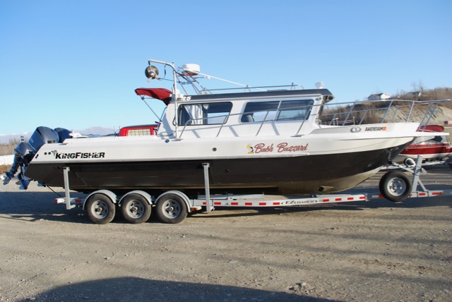 New! 2012 Kingfisher 3025 Weekender, Twin 250 Yamaha's, Loaded with options & custom feature